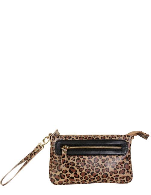 Limited Edition Safari Cheetah Clutch