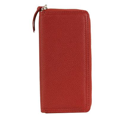 Billfold Wallet Deep Red