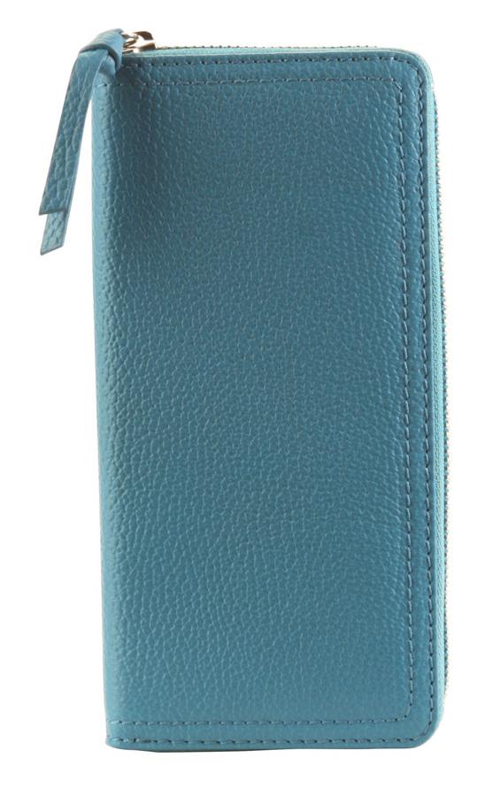 Billfold Wallet - Ocean Blue