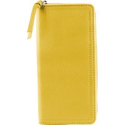 Billfold Wallet - Tango Yellow