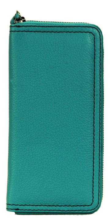 Billfold Wallet - Viridian Green