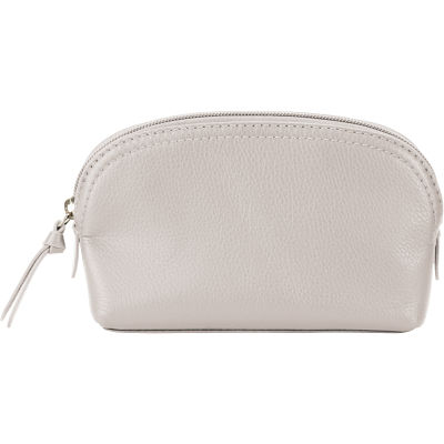 Cosmetic Pouch - Ivory