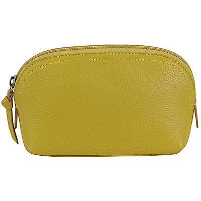 Cosmetic Pouch - Tango Yellow