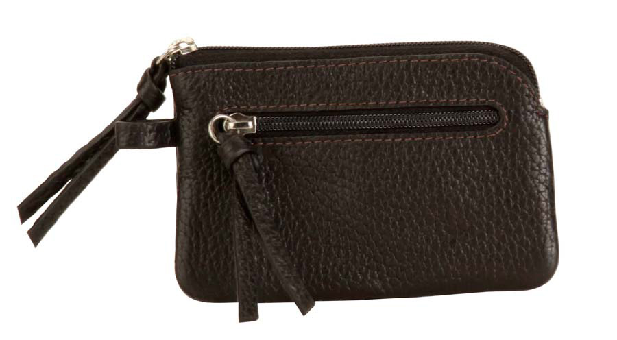 Key Pouch - Black