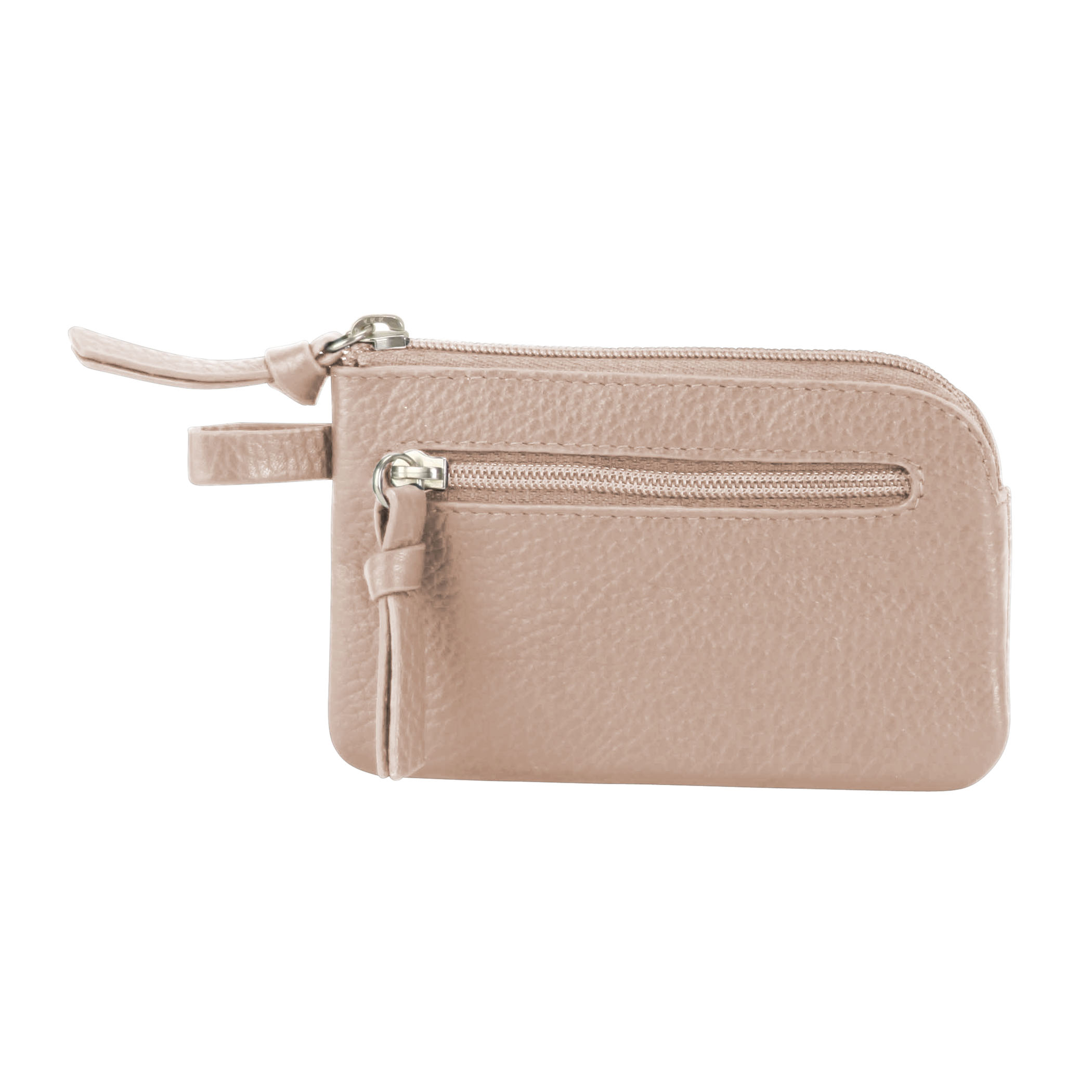 Key Pouch - Rose Petal
