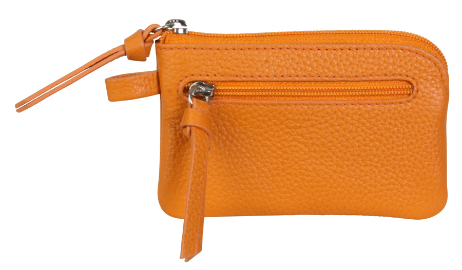 Key Pouch - Russet