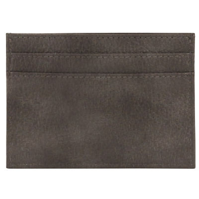 Business Card Pouch - Distressed Gray