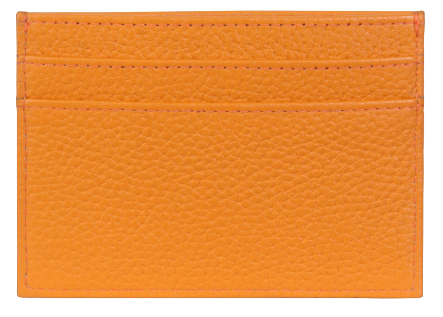 Business Card Pouch - Russet