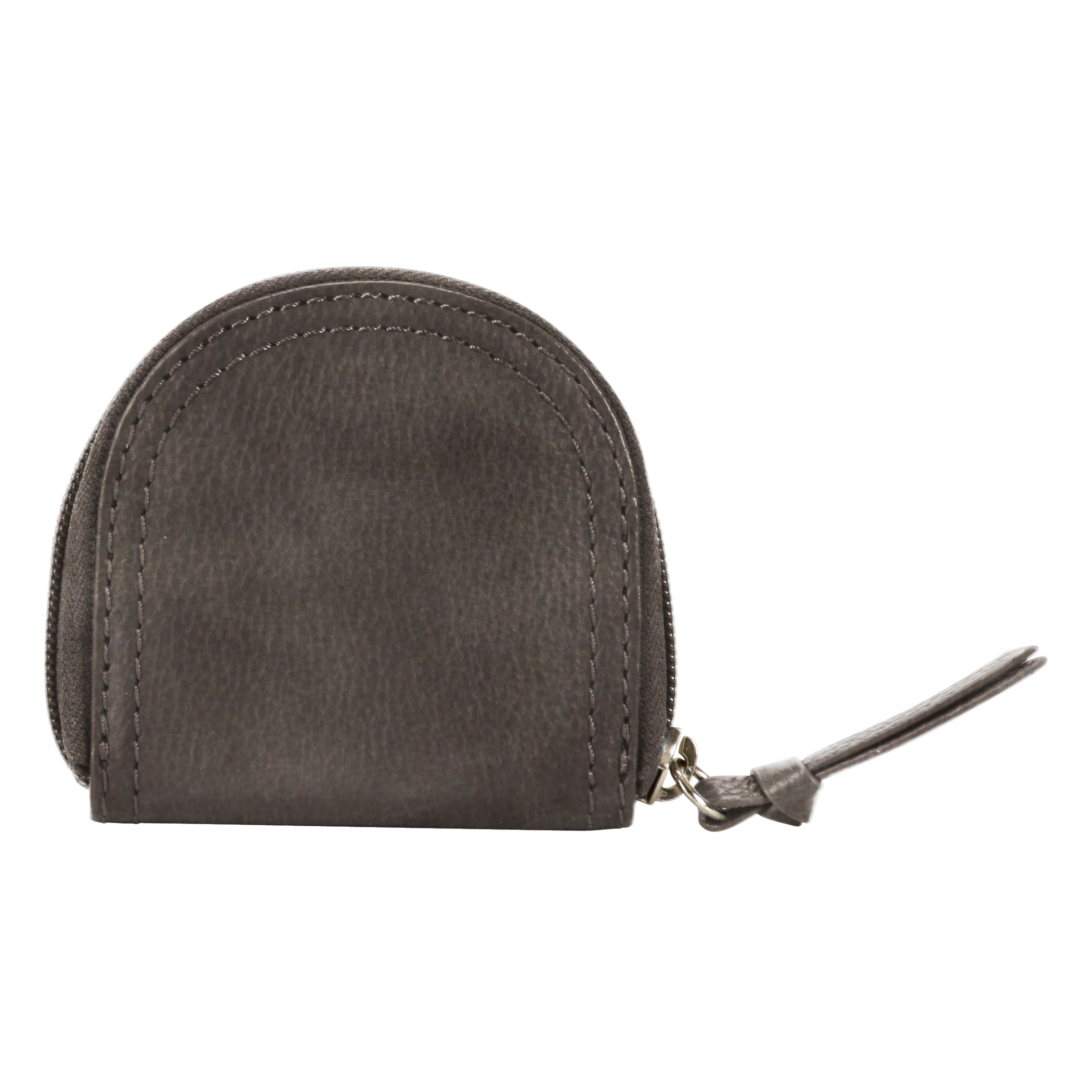 Coin Purse - Distressed Gray