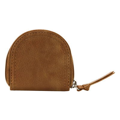 Coin Purse  - Distressed Sand