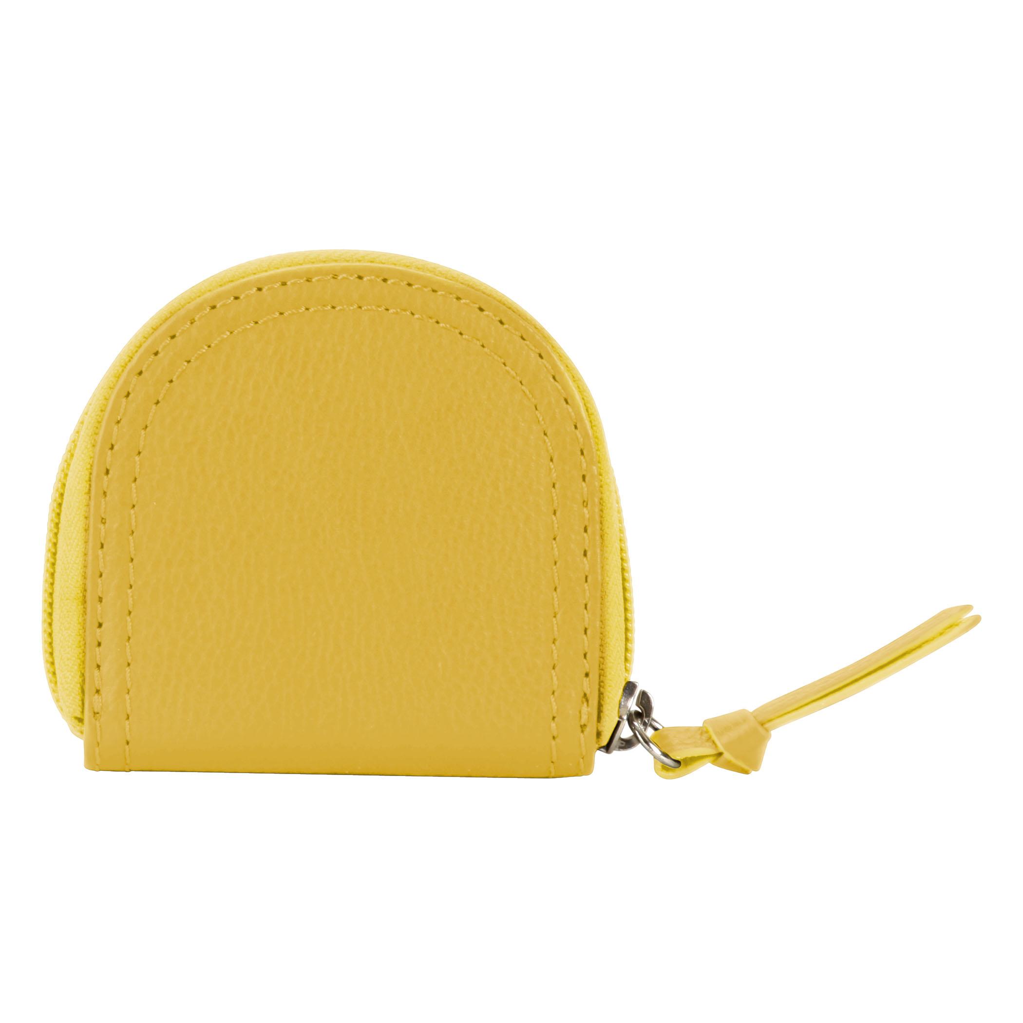 Coin Purse - Yellow