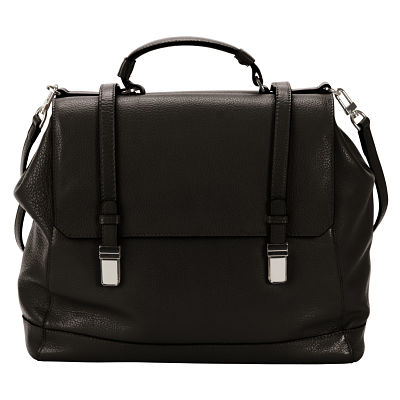 Lady Urban Large Messenger - Black