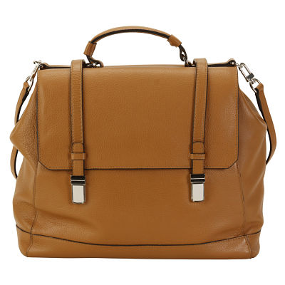 Lady Urban Large Messenger - Camel