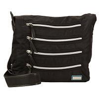 Nylon Millipede Tote Bag - Black