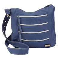 Nylon Millipede Tote Bag - Bijou Blue