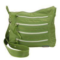 Nylon Millipede Tote Bag - Treetop Green