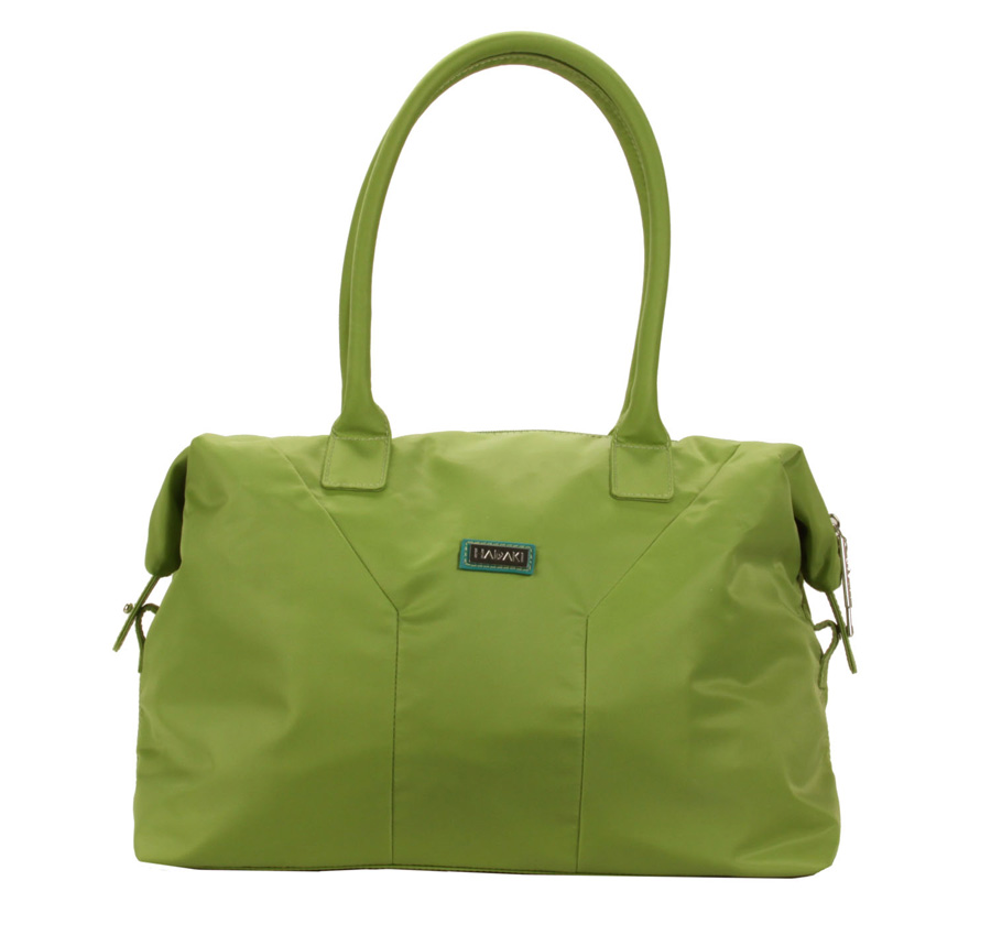 Satchel - Piquat Green