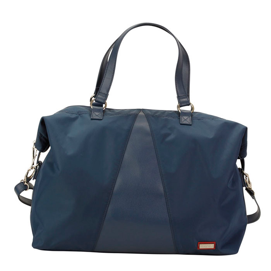 Valeria's Duffle - Indian Teal