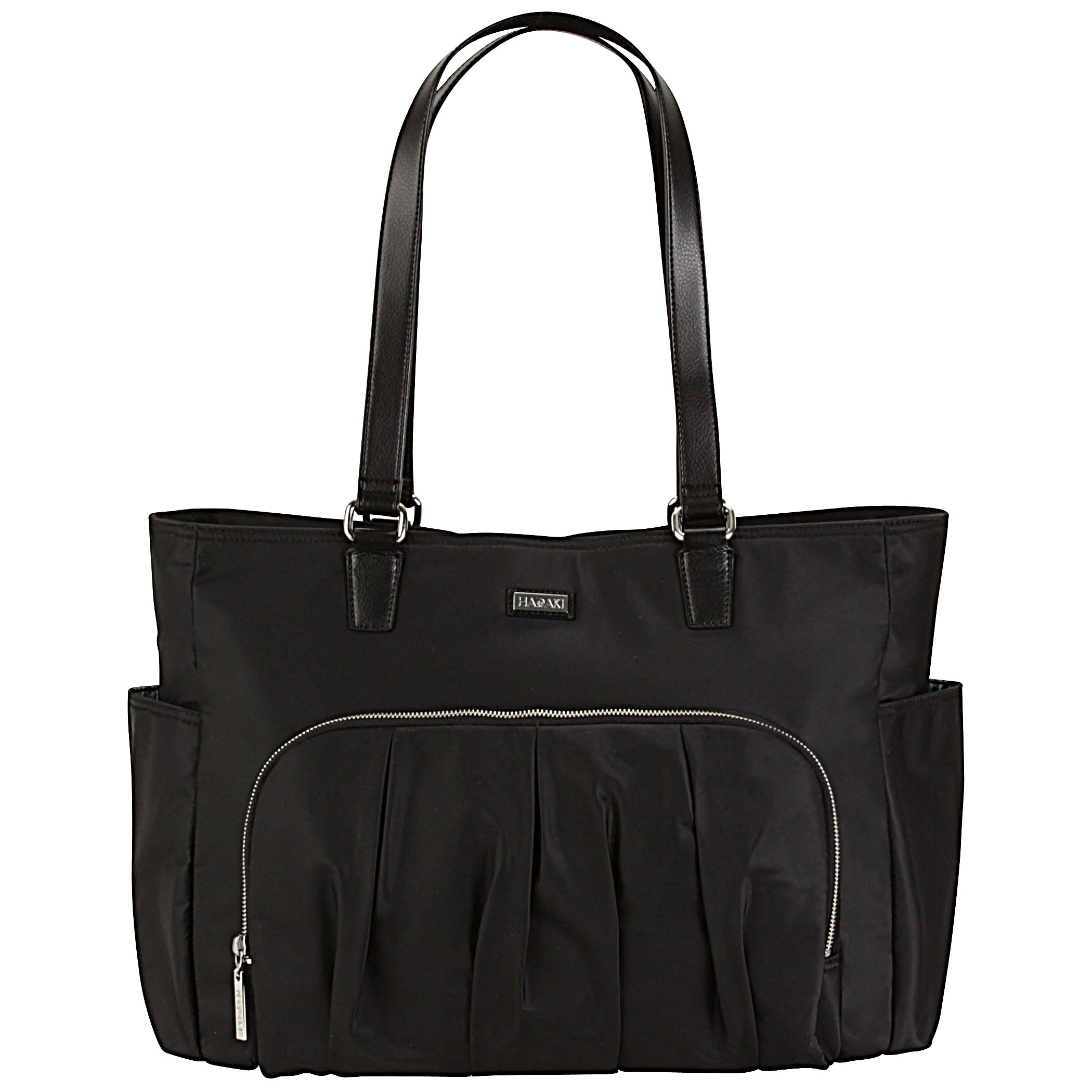 Work and Play Tote - Black