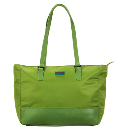 Cassandra Tote - Piquat Green