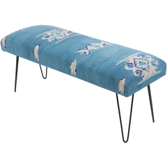 Batu Blue Bench