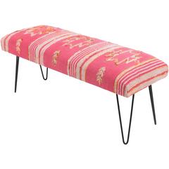 Batu Pink Bench