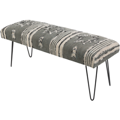 Batu Grey Bench