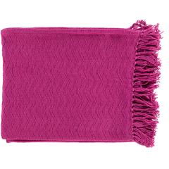 Thelma Bright Pink Throw