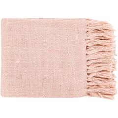 Tilda Pale Pink Throw