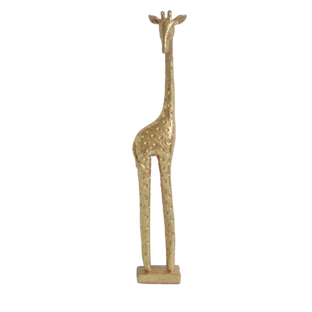 """Serengeti 2""  Tabletop Giraffe"