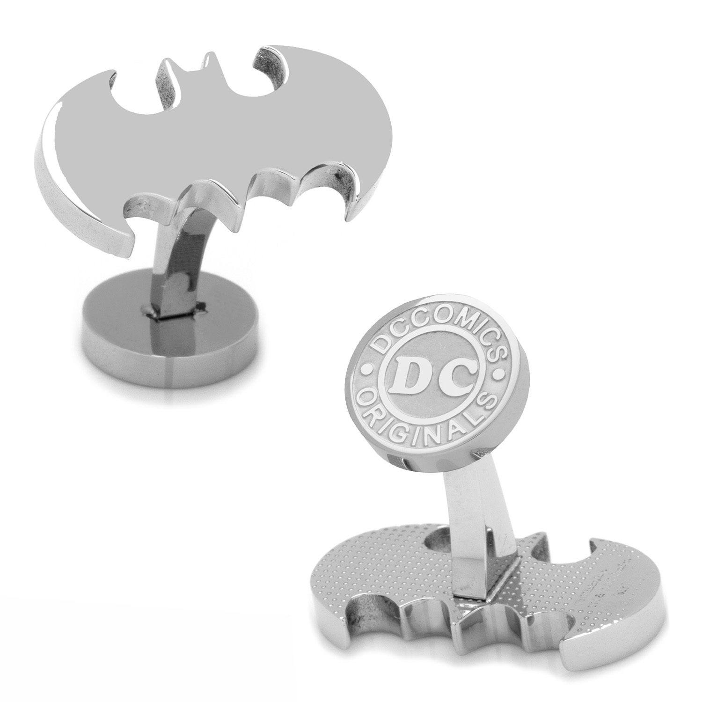 Stainless Steel Batman Cufflinks