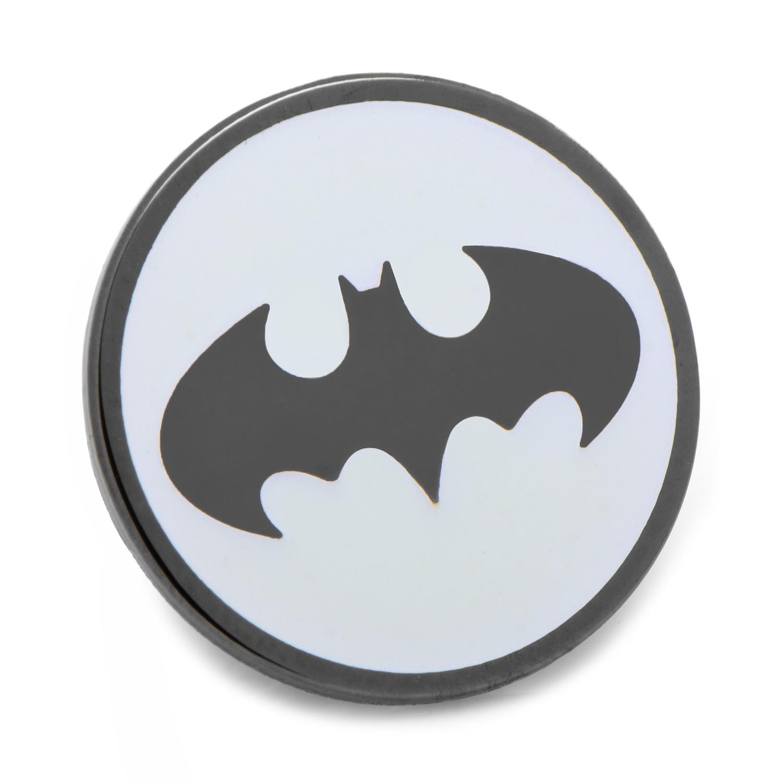 Batman Glow-in-the-Dark Lapel Pin
