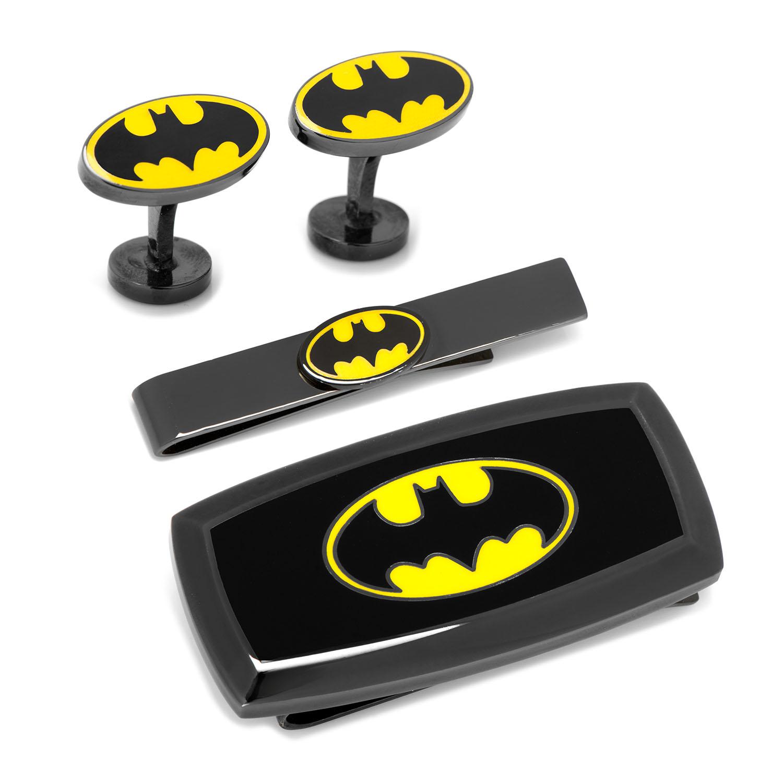 Batman Black 3-Piece Cushion Gift Set