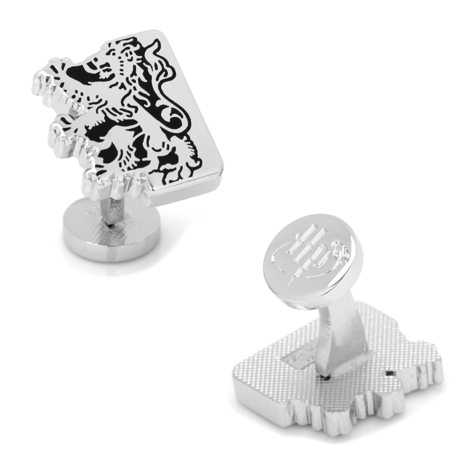 Gryffindor House Lion Cufflinks