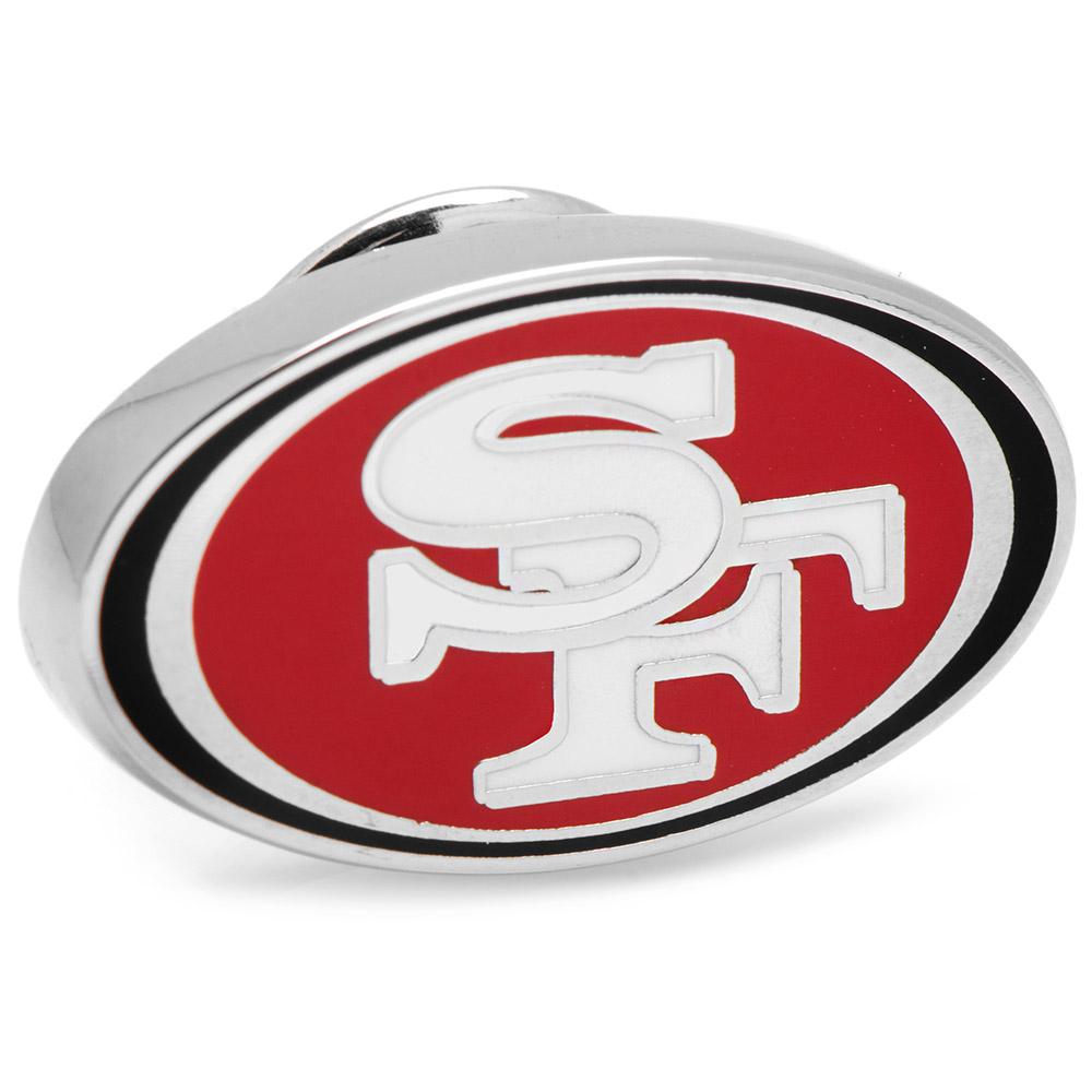 San Francisco 49ers Lapel Pin