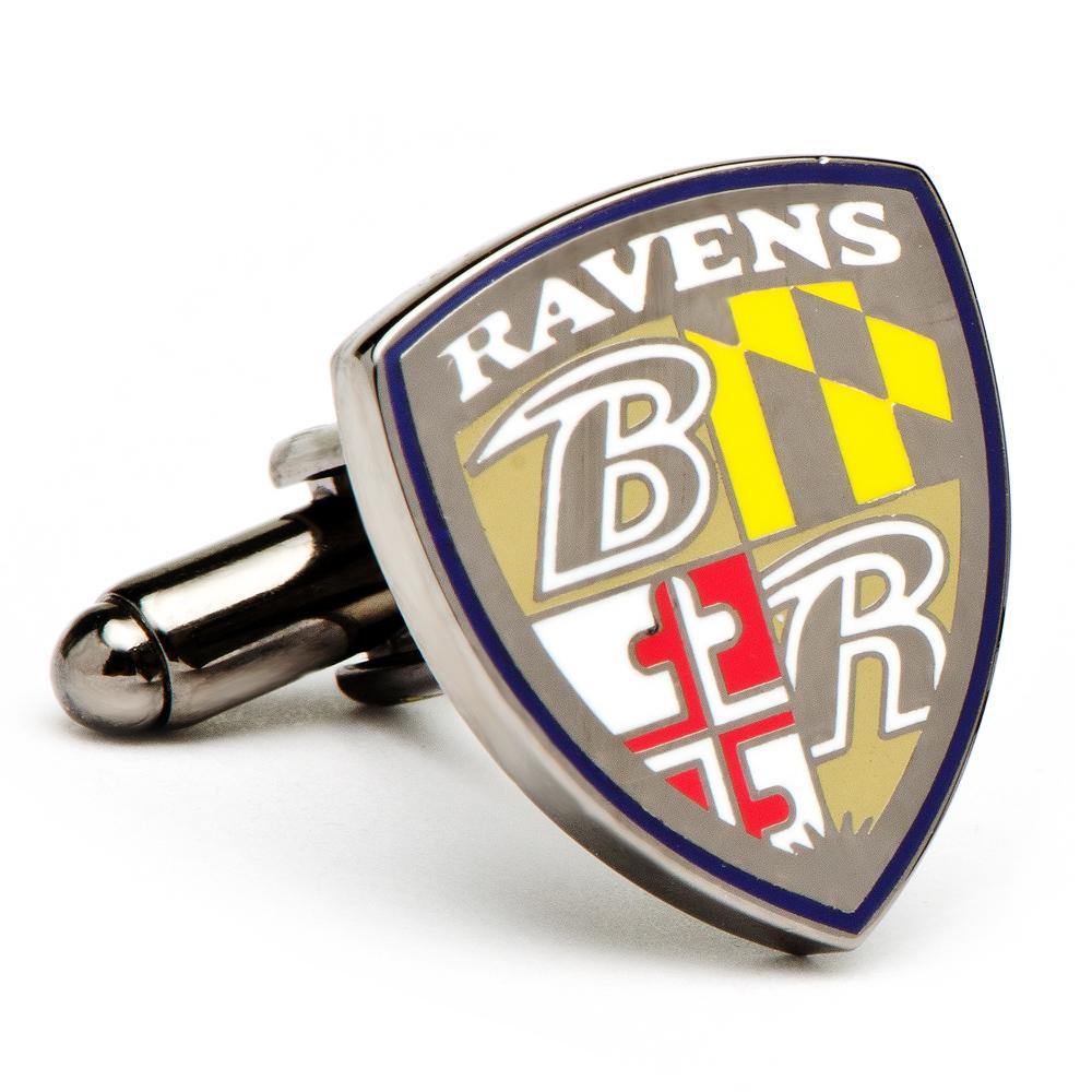Baltimore Ravens Cufflinks