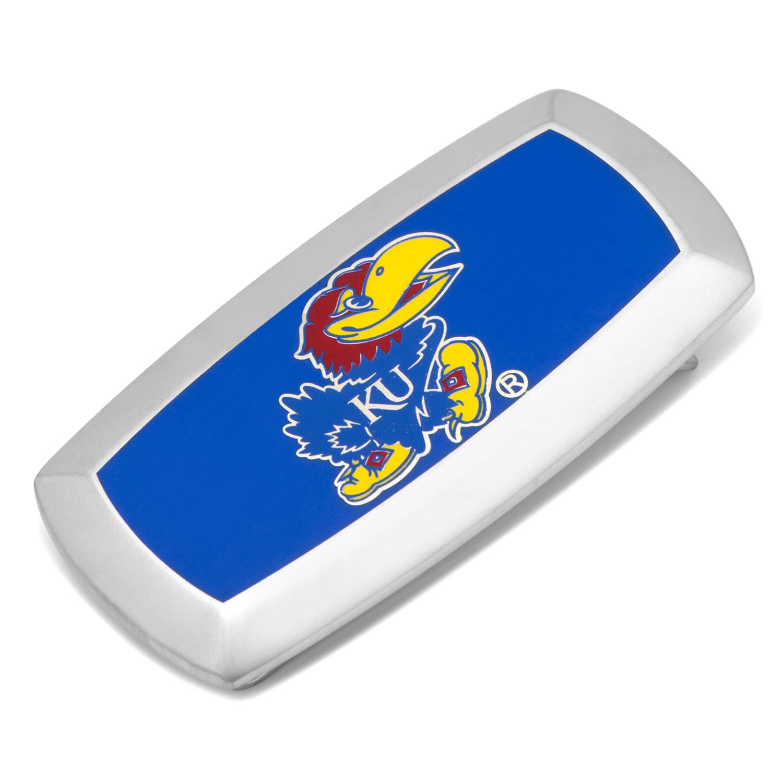 Kansas University Jayhawks Cushion Money Clip