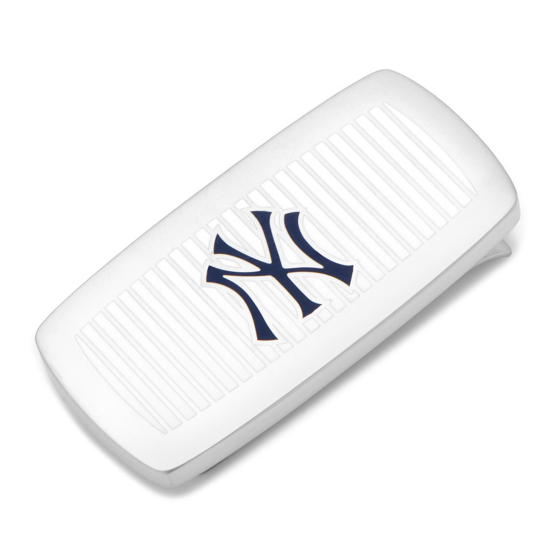 Yankees Pinstripe Cushion Money Clip