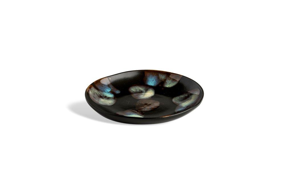 Dappled Appetizer Plate