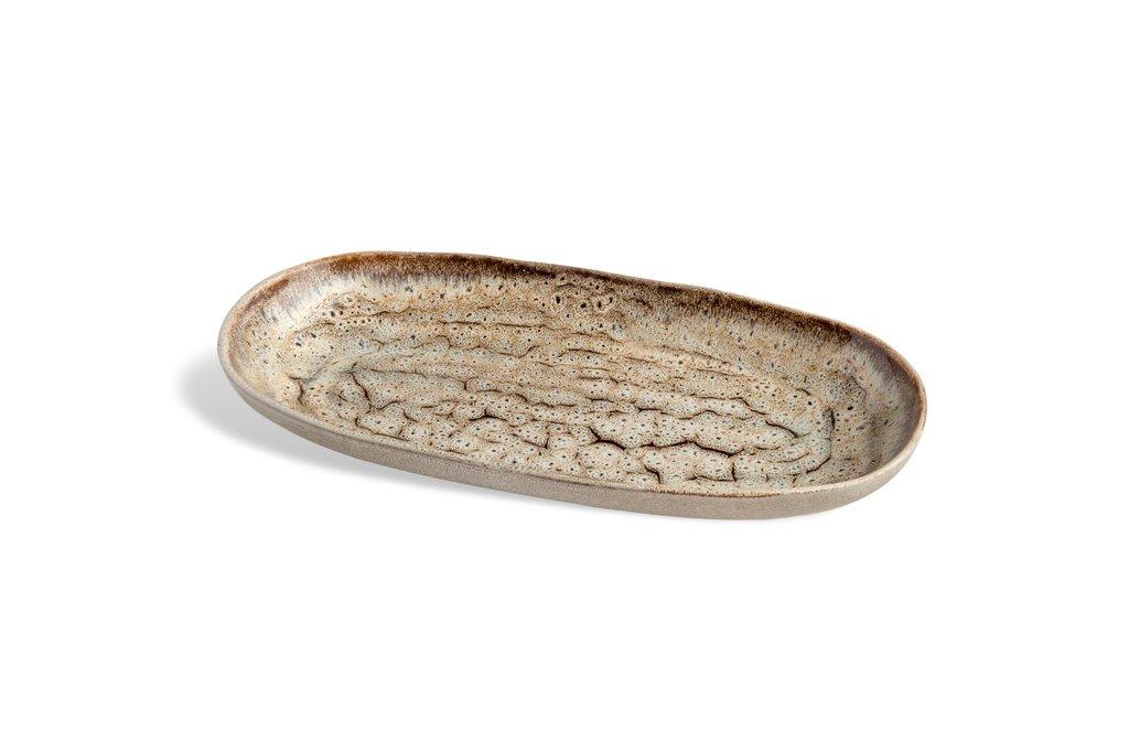 Truffle Medium Oval Tray