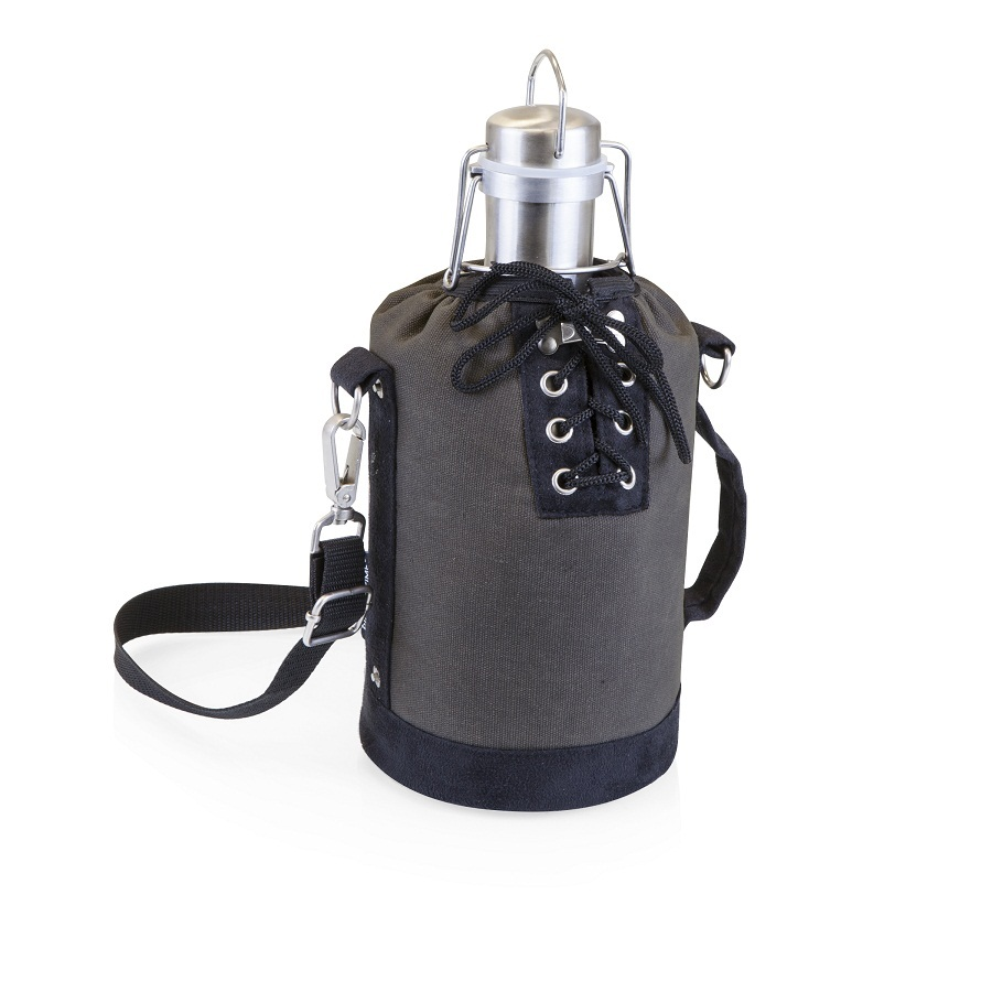 Growler Tote with 64-oz. Stainless steel Growler