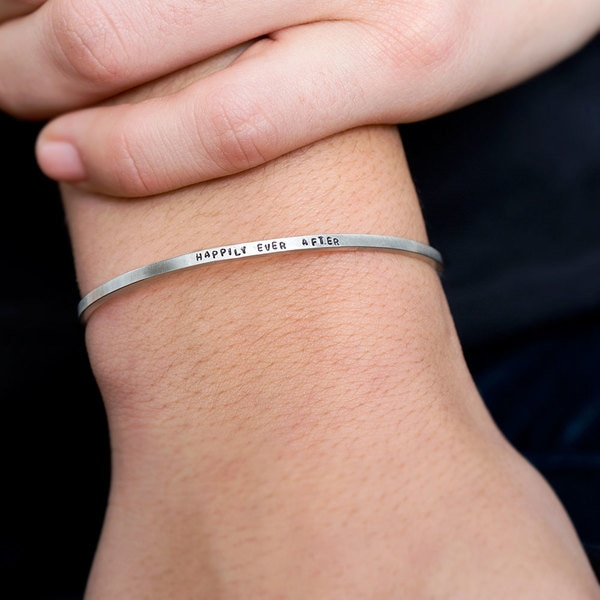Inspiracelet Message Cuff | Personalized