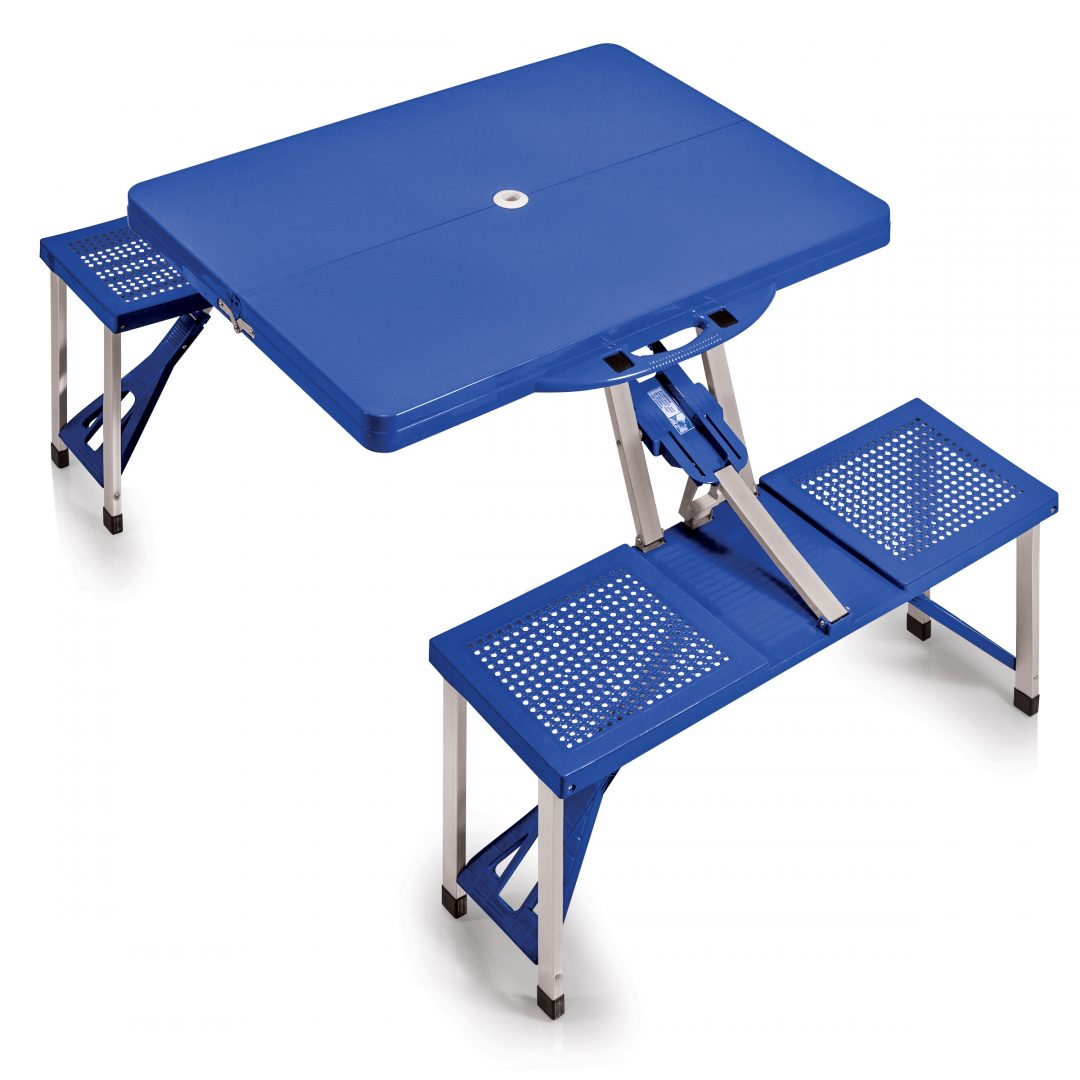 Pop-Up Picnic Table