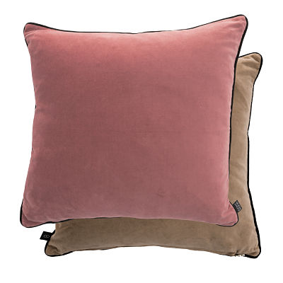 Veronica Duo Cushion - Blush / Light Brown