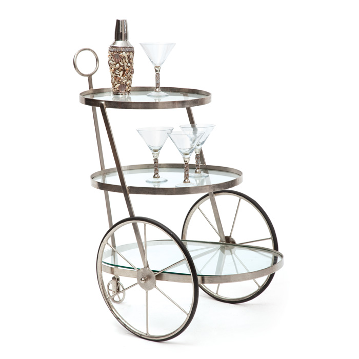 Miami Bar Cart - Tea Cart