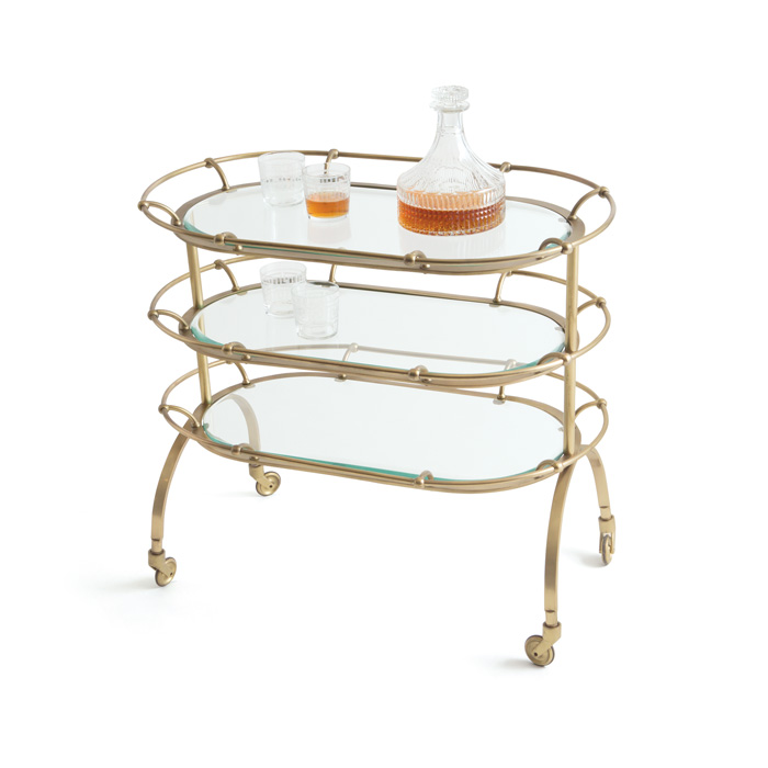 Blenders Bar Cart