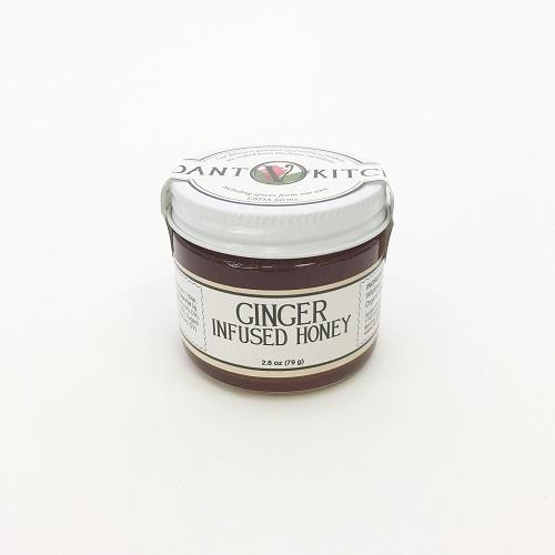 Ginger Infused Honey 2.8 oz
