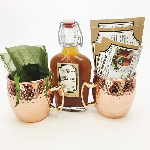 Moscow Mule Cocktail Gift Set