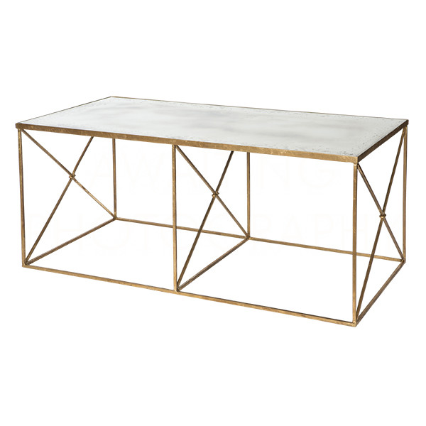 Furano Gold Coffee Table