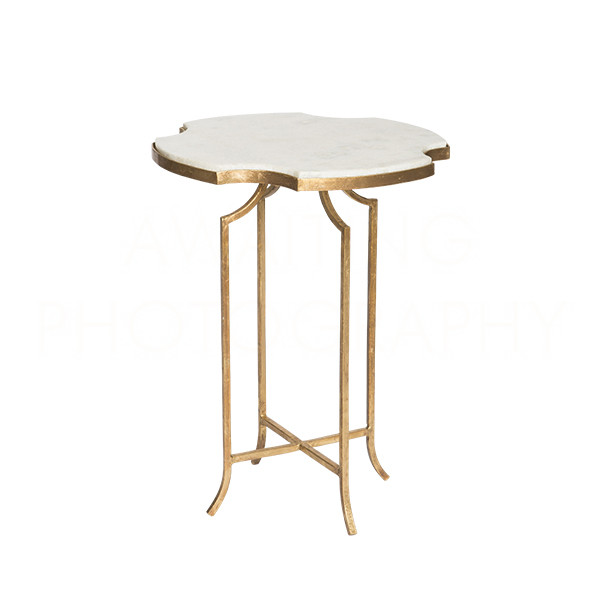 Het Lo Marble Occasional Table